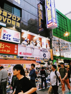 Tokio ulica