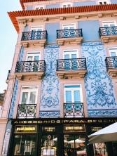 Porto - płytki azulejos