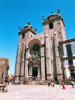 Porto - Katedra Se